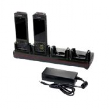 Honeywell Cn80 4 Bay Charging Station Include Power Supply Exclude Power Cord Cn80-Cb-Cnv-0