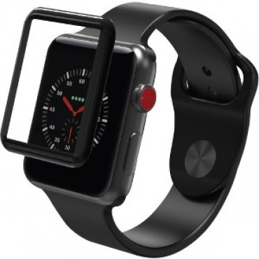 MOPHIE INVISIBLESHIELD - GLASS CURVE ELITE APPLE WATCH (38MM)-SERIES 3-FULL SCREEN 200101818