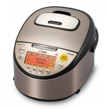 Tiger 10 Cup Ih Induction Heating Rice Cooker (Made In Japan) Jkt-S18A Eletigjkt-S18A-1