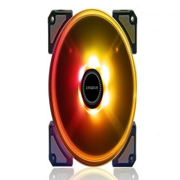 In Win Crown 140Mm Addressable Rgb Fan Single P Crown-Ac140-1Pk