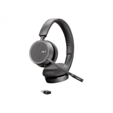 Plantronics Voyager 4220 Stereo Uc Usb-a Headset 211996-01