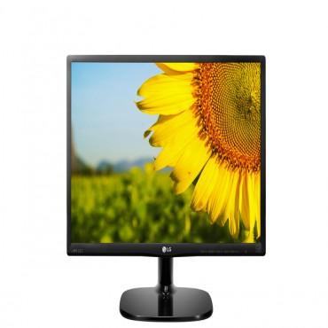 "LG LED MONITOR: 27"" IPS Full HD 1920x1080 5ms HDMI+VGA GLOSSY BLACK 27MP48HQ-P"