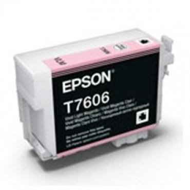 EPSON UltraChrome HD Ink - Vivid Light Magenta Ink Cartridge C13T760600