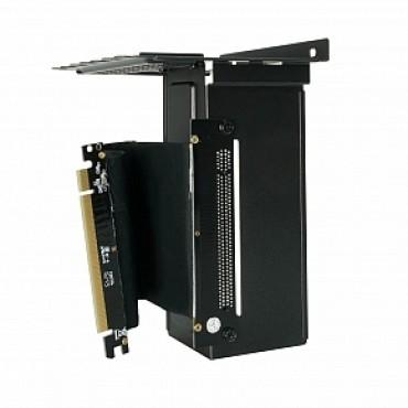 Coolermaster Universal Vertical Vga Card Holder + Pcie X16 Riser Cable Mca-u000r-kfvk00