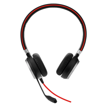 Jabra (6399-829-209) Evolve 40 Uc Stereo Headset 6399-829-209