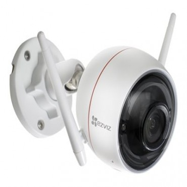 Bundle Ezviz C3W Wireless Outdoor (Ip66) Camera + Blupeak 5 000Mah Powerbank Cs-Cv310-A0-1B2Wfr-Bank