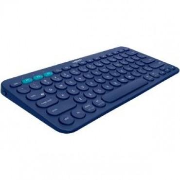 Logitech K380 MULTI-DEVICE BLUETOOTH KEYBOARD - BLUE 920-007597 208580