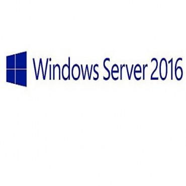 MICROSOFT WINDOWS SERVER CAL 2016 ENGLISH 1PK DSP OEI 5 CLT USER CAL R18-05244