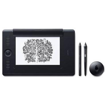 WACOM INTUOS PRO MEDIUM WITH WACOM PRO PEN 2 TECHNOLOGY WITH PAPER KIT PTH-660/K1-C