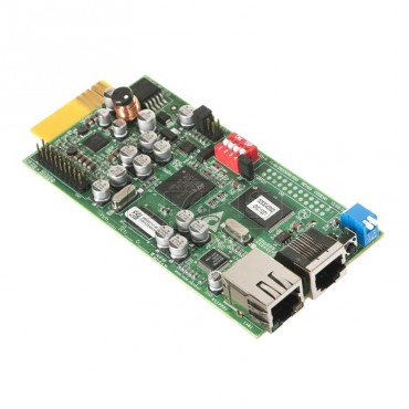 Delta Snmp Ipv6 Card (m-series, Rt-series 1-10kva, All 3-phase Ups) 3915100975-s35
