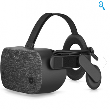 Hp Reverb Virtual Reality Headset 7Fu78Pa