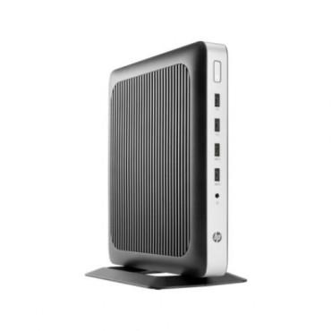Hp T630 Thin Client (3je55pa) Amd-gx-420gi Quad-core 8gb(2x4gb) 32gb-flash R6e Wlan+bt Serial 2xdp