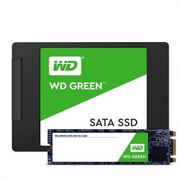 Western Digital Green Pc Ssd 120gb M.2 2280 Wds120g2g0b