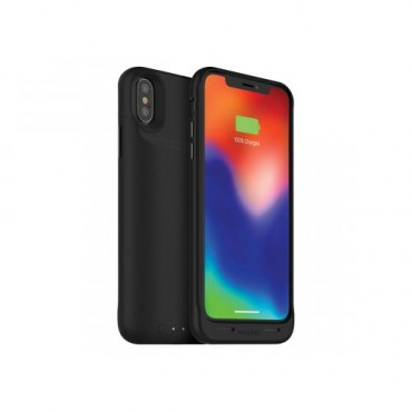 Mophie Juice Pack Air Battery Case 1720Mah Iphonex - Black 401002005
