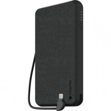 Mophie Universal Battery Powerstation Plus Wireless 2N1 Gen 4 10000 Black International 401101678