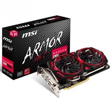 MSI RX 570 ARMOR MK II 8G OC AMD RADEON VGA RADEON RX 570 ARMOR MK II