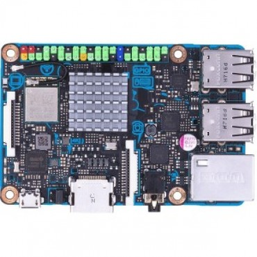 ASUS TINKER BOARD S ROCKCHIP RK3288 DUAL-CH LPDDR3 2GB 16GB EMMC ONBOARD DMI WITH CEC HARDWARE READY