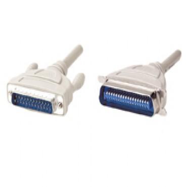 Legend Parallel Printer Cable Db25-c36m 5m 40ibm5