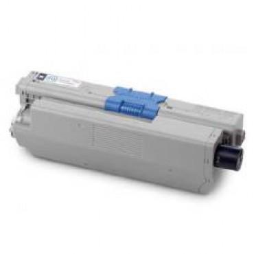 Oki Toner Cartridge Black 8k For 44059136