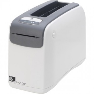Zebra Hc100 Dt Wristband Print Ser/ Usb/ Eth Hc100-300P-1100