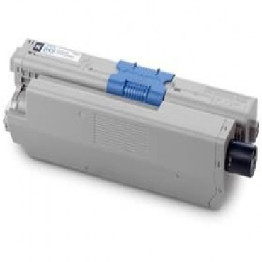 Oki Toner Cartridge For C310dn/ 330dn/ 510dn/ 530dn Black, 3, 500 Pages @ 5% Coverage