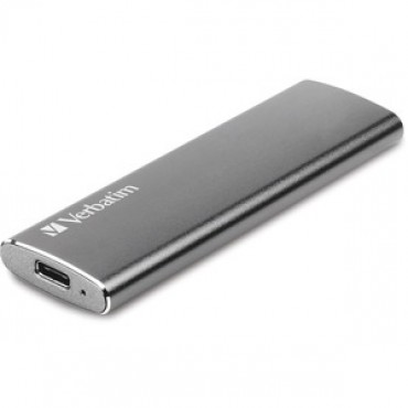 Verbatim Vx500 External Ssd 480 Gb - Grey 47443