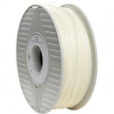 VERBATIM PLA 3.00mm Transparent 1kg reel 55265