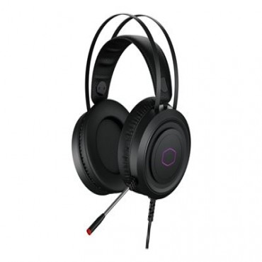 Coolermaster Masterpulse Ch321 Over-Ear Gaming Headset Usb Connection Rgb Logo 50Mm Dri Ch-321