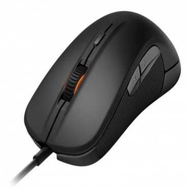 STEELSERIES RIVAL 300 GAMING MOUSE BLACK 62351