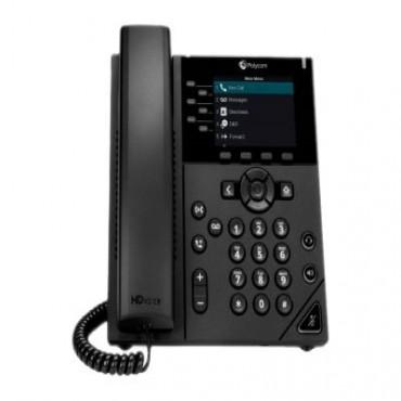 Polycom Vvx 350 Desktop Phone Poe 2200-48830-025