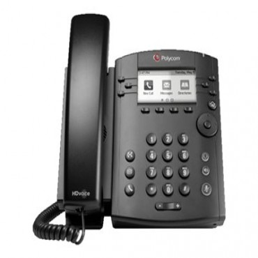Polycom Vvx 311 Desktop Phone Poe 2200-48350-025