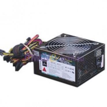 Widetech Power Supply: 750w 2xpci-express 14cm Super-silent Fan 750tm