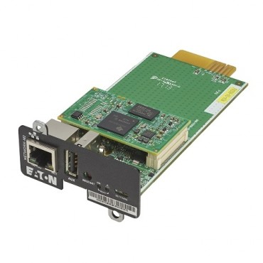 Eaton Gigabit Network Card Snmp/ Web Adaptor- Currently Support 5P 5Px 9Px And 9Sx Only Network-M2