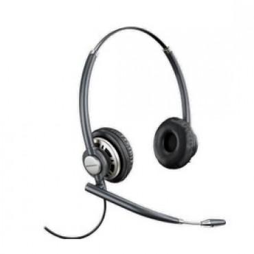 Plantronics Hw720 Encorepro Wideband Binaural Noise Cancelling Headset 78714-101