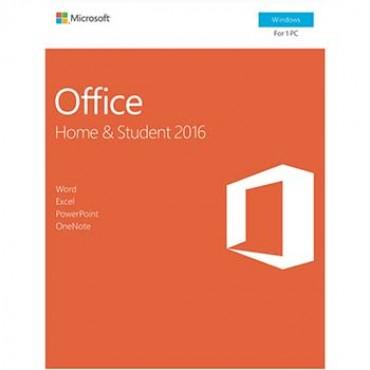 Microsoft Office 2016 Home & Student - No Dvd Retail Box P2 79G-04751-Ms