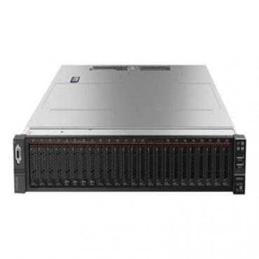 """Lenovo Sr650 Silver 4210 10C (1/2) 16Gb(1/24) 2.5"""" Hs(0/24) Sr530 750W(1/2) 3Yr 7X06A0Exau"""