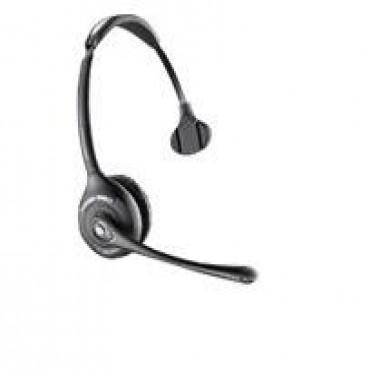 Plantronics Savi Spare Monaural Headset + Base Charge Cradle - W710, W410 (and -m) 83323-12
