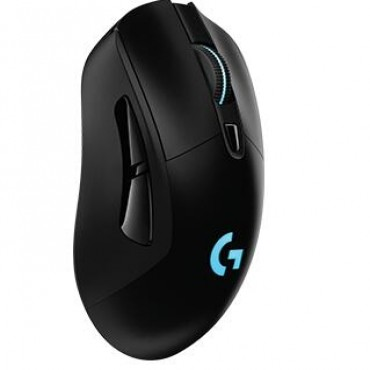 LOGITECH G703 LIGHTSPEED WIRELESS GAMING MOUSE - 2YR WTY - POWERLESS CHARGING (POWERPLAY) 910-005095