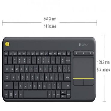 Logitech K400 WL Touch Keyboard 920-007165