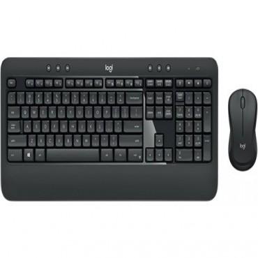 Logitech Mk540 Advanced Wireless Keyboard And Mouse Combo 920-008682