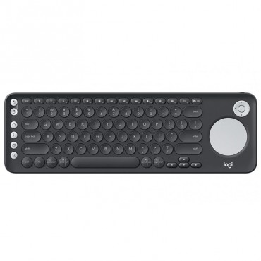 Logitech K600 Tv Keyboard With Integrated Touch Pad And D-pad Unifying Receiver -1yr Wty 920-008843
