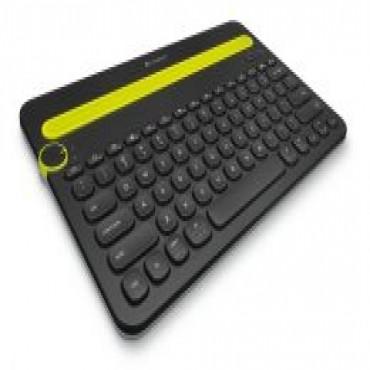 Logitech Bluetooth Multi-Device Keyboard K480 - Black -2 920-006380