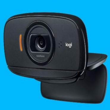 Logitech Webcam: C525 Hd 720P 960-000719