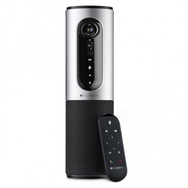 Logitech Connect Is A Portable All-In-One Videoconference Solution With Hd 1080P Video Professional