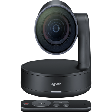Logitech Rally Ultra Hd Ptz Camera For Meeting Rooms 960-001226
