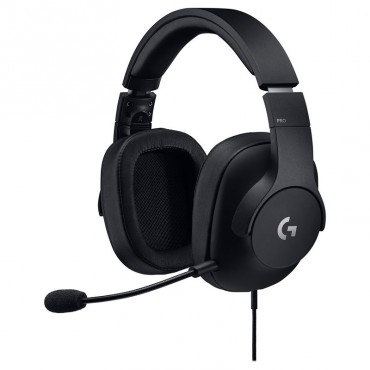 Logitech G Pro Wired Surround Sound Gaming Headset Pro Grade Mic Noise Isolation 2yr Wty 981-000723