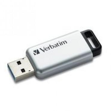Verbatim Store'N'Go Secure Pro Usb 3.0 Drive 64Gb 98666