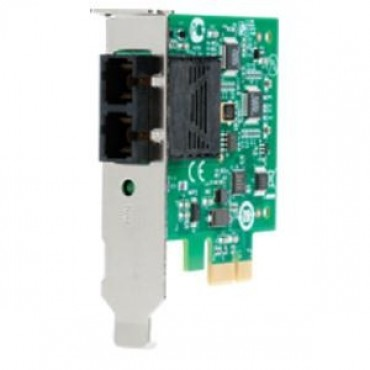 Allied Telesis Pci-Express Fiber Adapter Card 100Mbps (AT-2711FX/SC-001)
