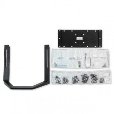 ERGOTRON MONITOR HANDLE KIT SINGLE MONITOR HANDLE E-COAT BLACK 97-760-009