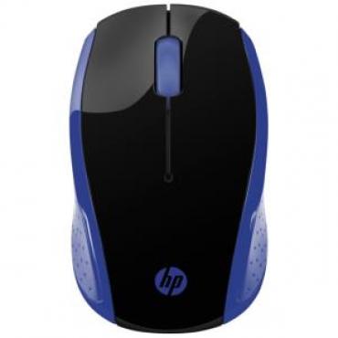 Hp 200 Mrn Blue Wireless Mouse 2Hu85Aa